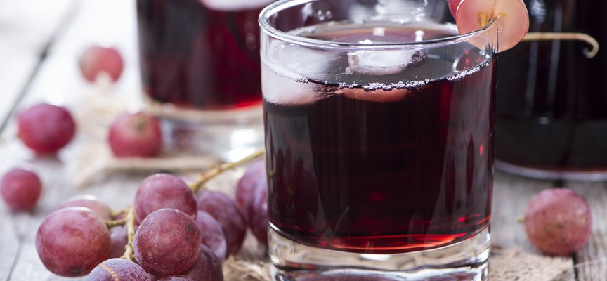 Imagem do post Suco de uva integral previne doenças