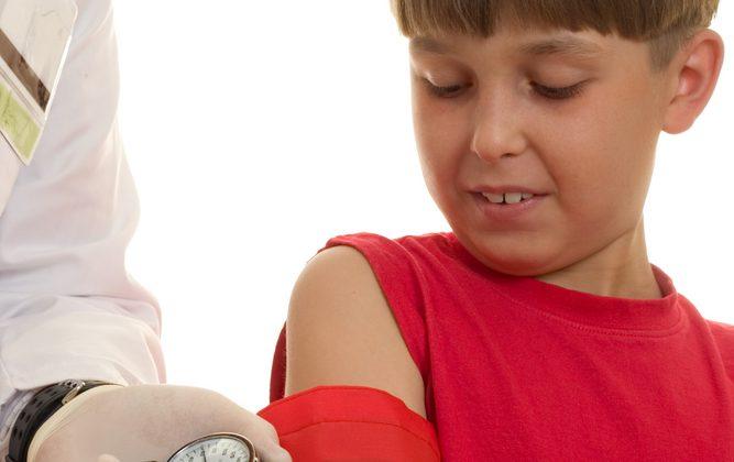 Imagem do post Crianças também podem ter hipertensão?