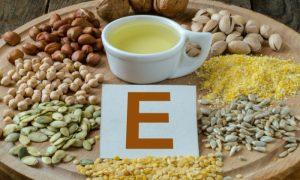 Quais são as principais fontes de vitamina E na alimentação?