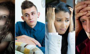 Existe alguma faixa etária mais propensa para o aparecimento da depressão?