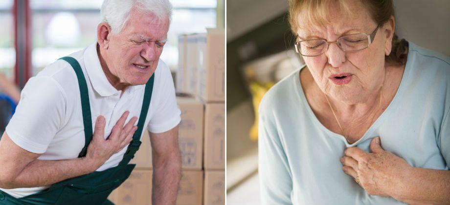 Imagem do post Os sintomas de infarto são diferentes entre homens e mulheres?