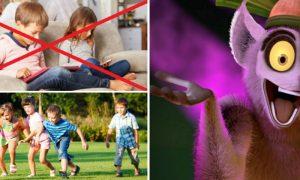Quais medidas ajudam a fortalecer o sistema imunológico de crianças?