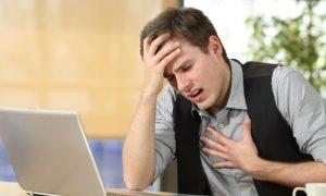 Quais os principais riscos que uma pessoa com síndrome do pânico está sujeita?
