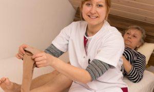 Como funcionam as meias elásticas que ajudam no tratamento de varizes?