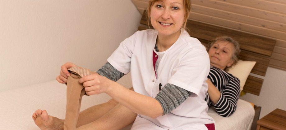 Imagem do post Como funcionam as meias elásticas que ajudam no tratamento de varizes?