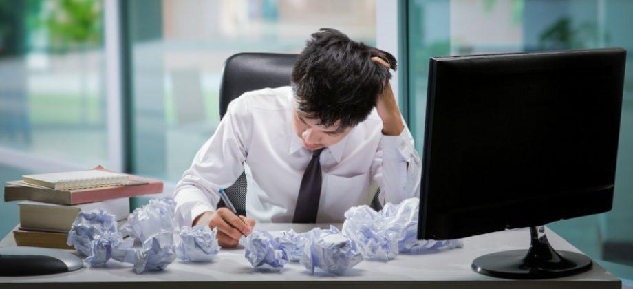Imagem do post Ansiedade no trabalho: veja dicas para relaxar e aumentar sua produtividade