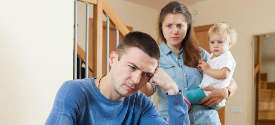 Imagem do post Homens também podem sentir uma versão da depressão pós-parto?