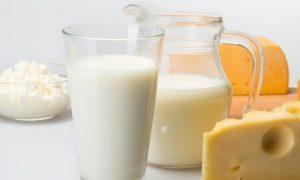 As quantidades de cálcio são as mesmas em todos os tipos de laticínios?