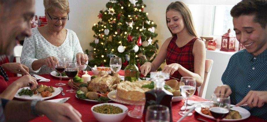 Imagem do post Dieta no Natal: como aproveitar a ceia, comer bem e não ganhar peso