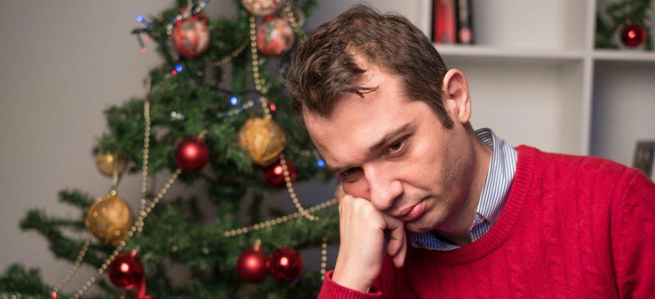 Imagem do post Como lidar com a depressão nas festas de fim de ano?