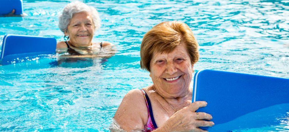 Imagem do post Artrose: quais são os exercícios mais indicados para o verão?