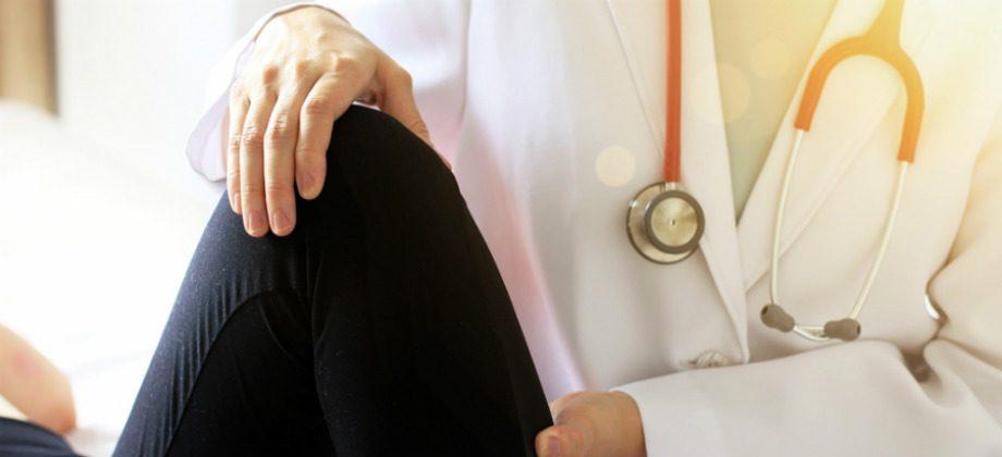 Imagem do post Joelhos estalando e rangendo são sinais de osteoartrite?