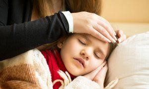 Como prevenir a gripe na infância?
