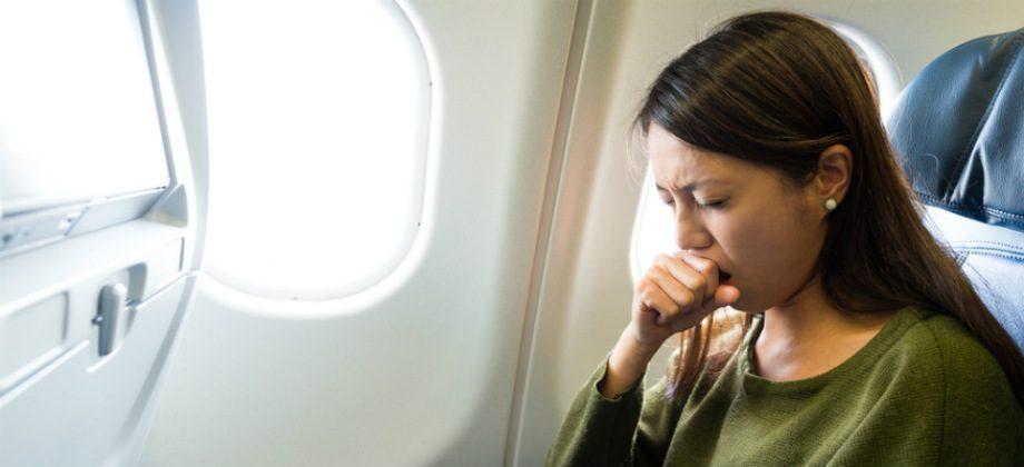 Imagem do post Asma no avião: O que fazer para controlar a crise em um ambiente fechado?