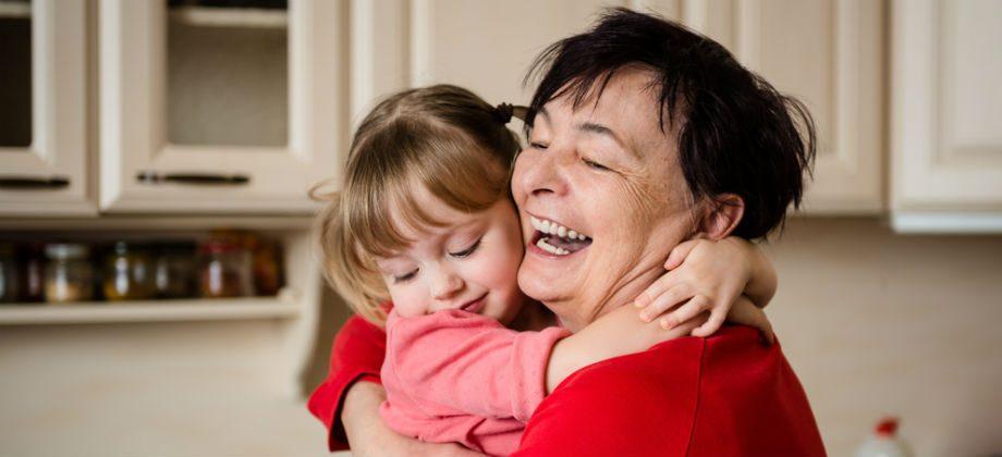 Imagem do post Livre dos sintomas da asma, avó do Rio Grande do Sul quer se divertir com a neta