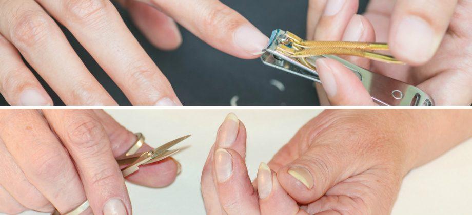 Imagem do post Cortador ou tesoura? Qual é a melhor opção para a saúde das unhas?