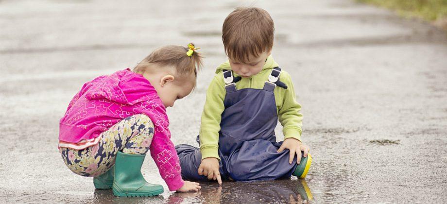 Imagem do post Crianças que brincam ao ar livre possuem sistemas imunológicos mais fortes?