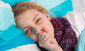 Tosse em crianças: Como ajudar os filhos a terem uma boa noite de sono?