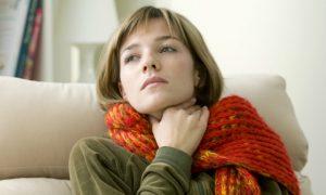 Dor de garganta é um sinal de que vamos ficar doentes em breve?