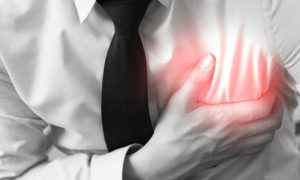 Qual é a faixa etária mais propensa a sofrer um infarto?