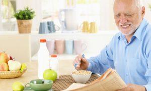 Quais são os principais alimentos fontes de vitamina D para idosos?