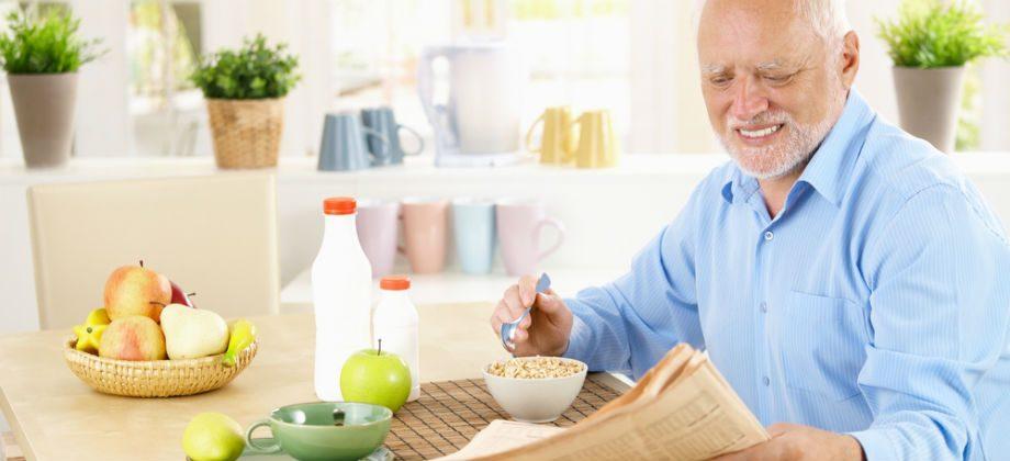 Imagem do post Quais são os principais alimentos fontes de vitamina D para idosos?