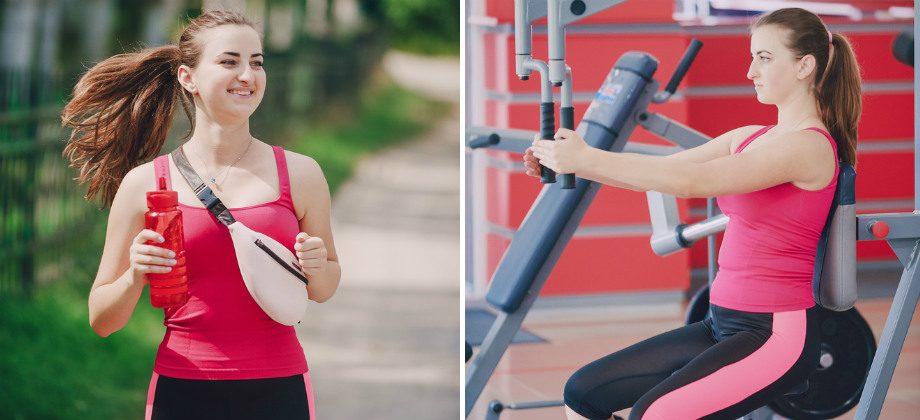 Imagem do post Musculação ou corrida? O que é mais indicado para queimar calorias?