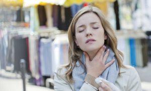 O que fazer para aliviar a dor de garganta?