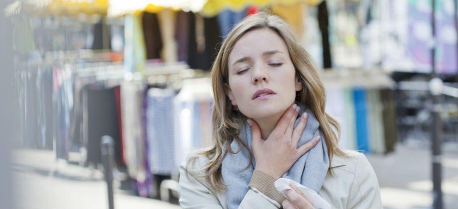 Imagem do post O que fazer para aliviar a dor de garganta?