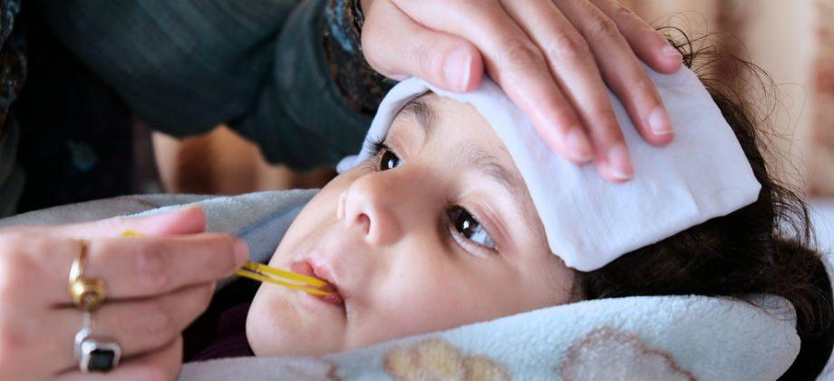Imagem do post O que é a febre? Quais os principais fatores que ativam esse sintoma?