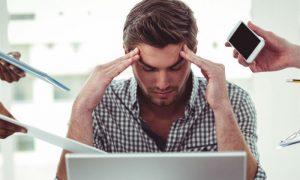 O estresse pode atrapalhar um paciente com hipertensão?