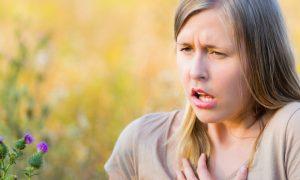 Entendendo a asma: Fora das crises, o paciente sente alguma dificuldade na respiração?
