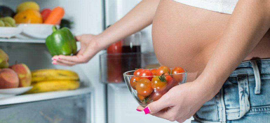 Imagem do post Existem alimentos que podem causar mal-estar na gravidez?