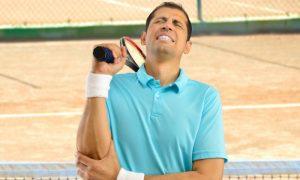 O que é cotovelo de tenista? Ortopedista explica o problema!