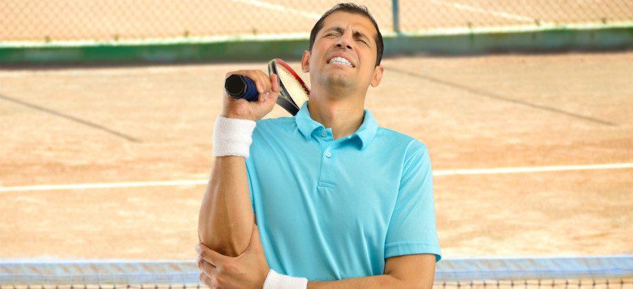 Imagem do post O que é cotovelo de tenista? Ortopedista explica o problema!