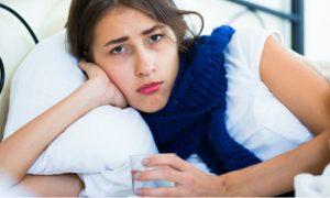 Por que ficamos com dores no corpo quando estamos com gripe?