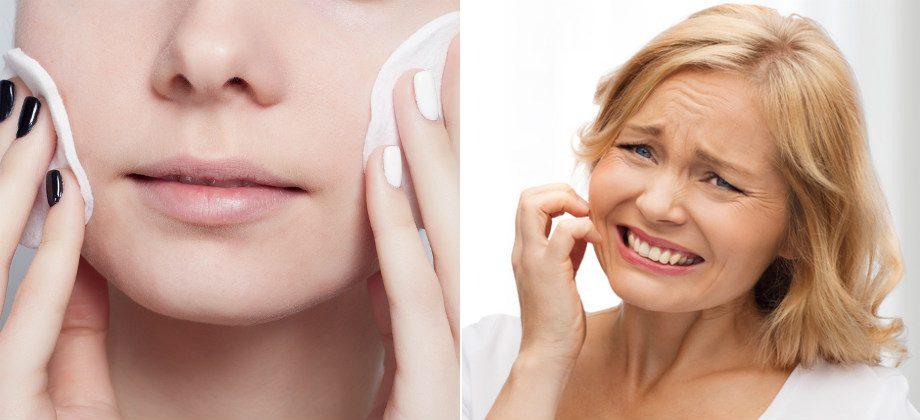 Imagem do post Qual é a diferença entre pele sensível e pele irritada?