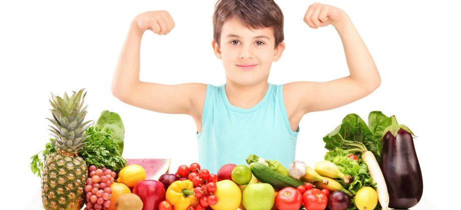 Imagem do post Seu filho está com o organismo forte? Alimentação pode turbinar a imunidade