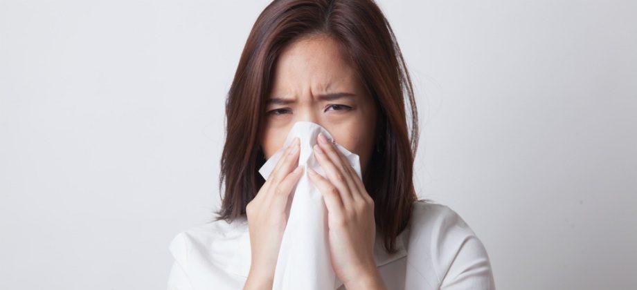 Imagem do post Estou com o nariz escorrendo: o que devo fazer?