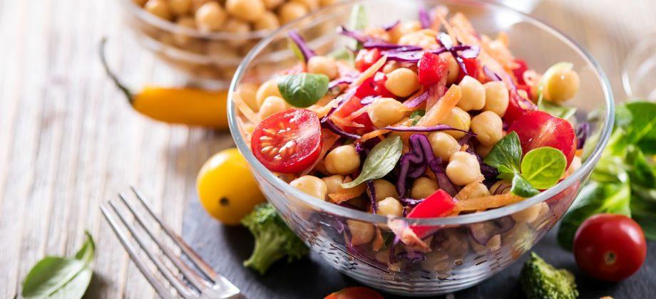 Imagem do post Dieta vegetariana: Quem não come carne pode ter o colesterol elevado?