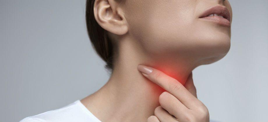 Imagem do post O clima muito seco pode agravar um quadro de dor de garganta?