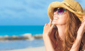 A água dermatológica deve ser utilizada após um dia de sol na praia?
