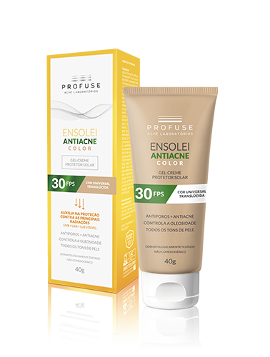 Ensolei Antiacne Color F30 40g