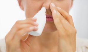 Quais são os tipos de dispositivos para realizar a higiene nasal?