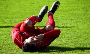 Como funciona o spray utilizado em lesões de futebol?