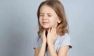 Dor de garganta é mais comum em crianças?