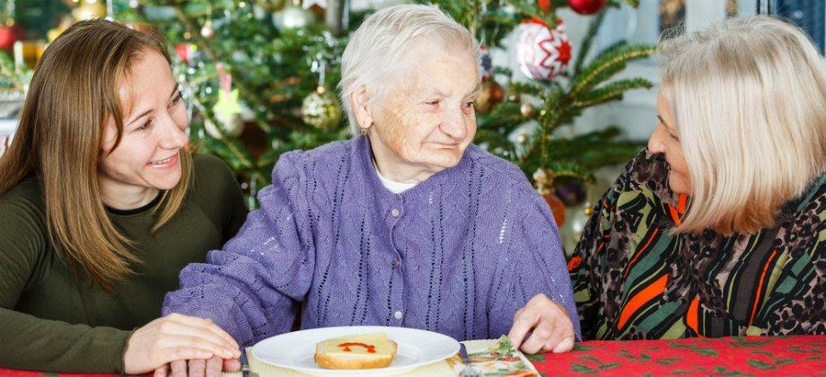 Imagem do post Alzheimer e Natal: como fazer uma reunião em família prazerosa para um paciente?