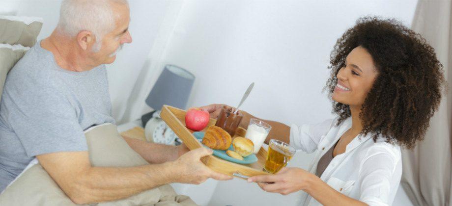 Imagem do post Como lidar com as queixas de alimentação na doença de Alzheimer?