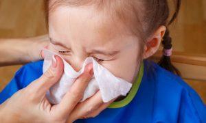 É possível ter coriza sem apresentar nenhuma doença nas vias aéreas superiores?