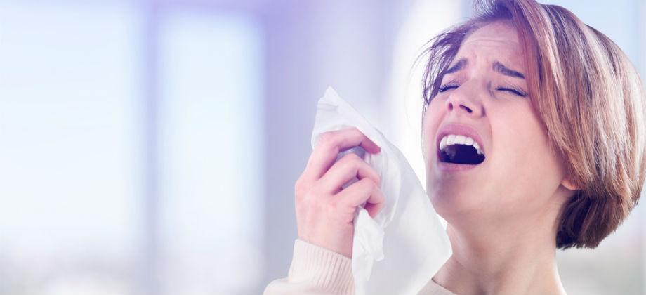 Imagem do post Espirrar muito é normal ou pode ser sinal de um problema de saúde?